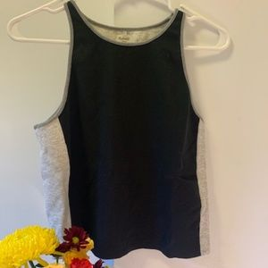 Madewell Workout Crop Top